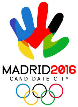 Madrid Logo 2016 Summer Olympics