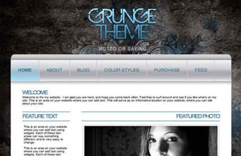 Graphic Design Wordpress Themes