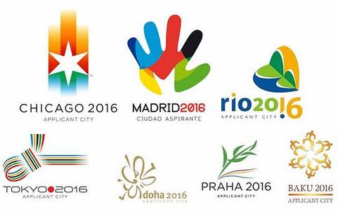 All Olympics Logos of 2016