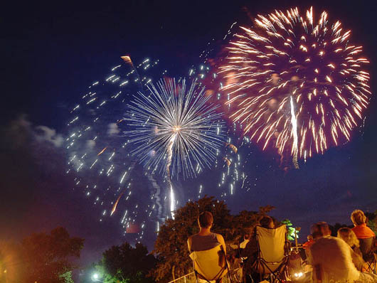 2011 Fireworks Photography  8