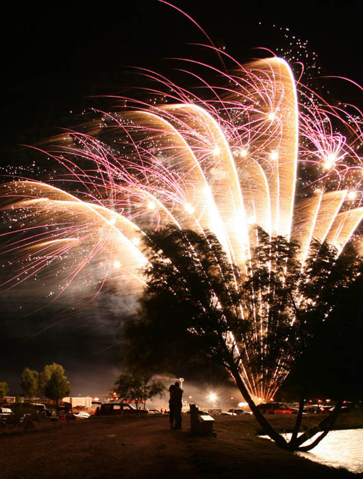 2011 Fireworks Photography  9