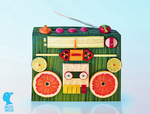 Food Artwork 23