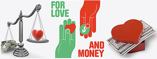 Design For Money or Love